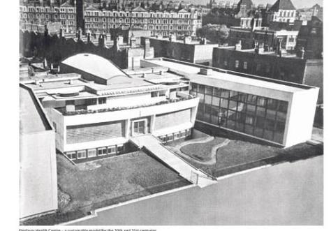 finsbury health centre