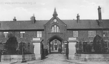 Oldham Work House