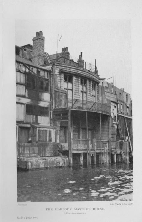 Harbor Master's House, Limehouse