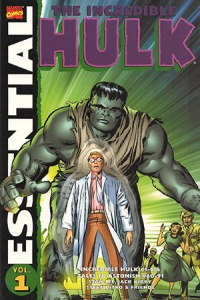 The Incredible Hulk Essential 1